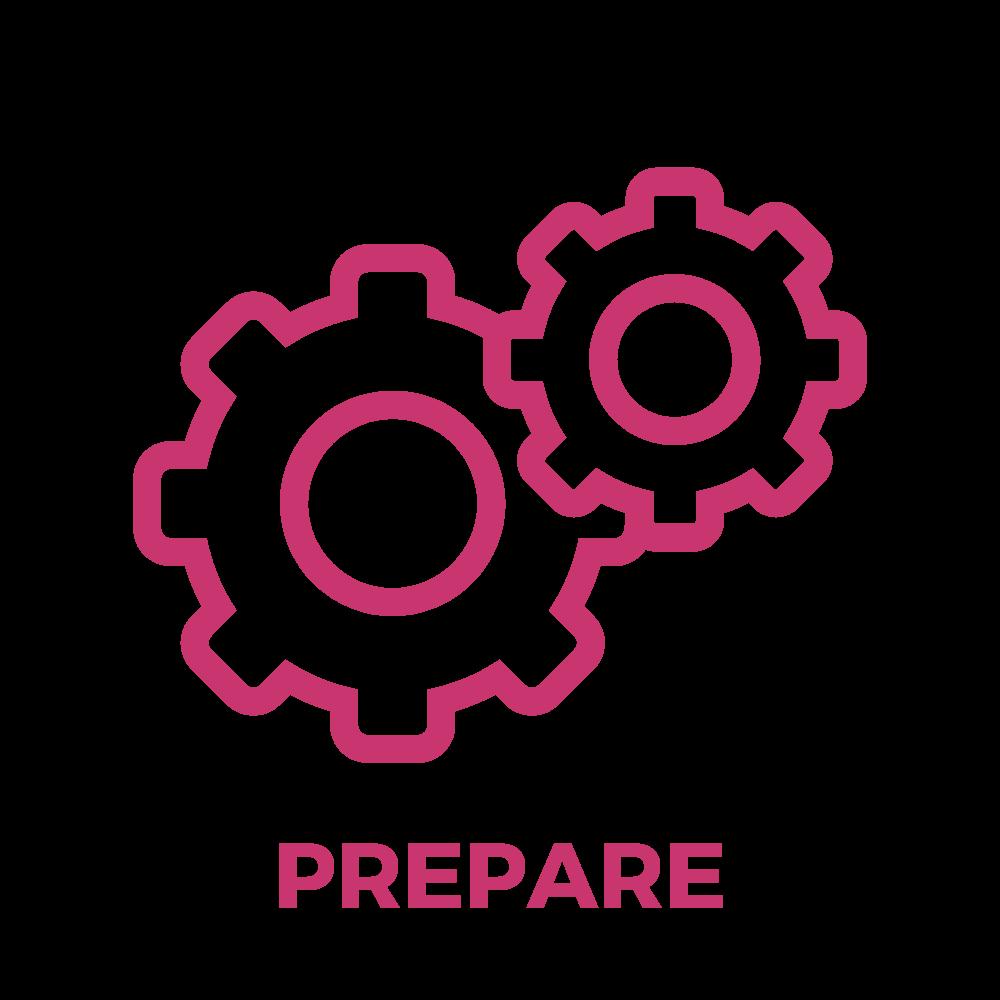 prepare phase